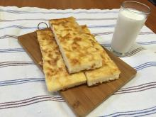Rhodopes-Style Wedge with Potatoes