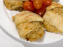 Chicken Specialty with Puff Pastry