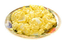 Eggs and Mayonnaise Starter