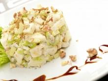 Waldorf Salad with Tuna