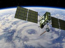 A European Satellite Fell Apart in Earth's Atmosphere