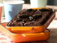 Quick Microwave Brownies
