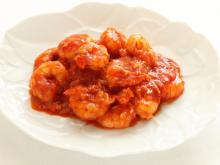 Argentinian-Style Shrimp with Sauce