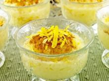 Sholezard - Rice Pudding with Saffron
