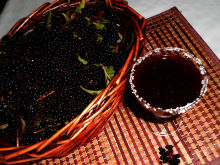 Black Elder Syrup for a Strong Immune System