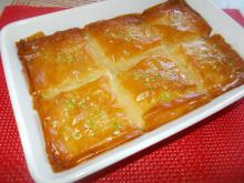 Greek-Style Syrup Cake