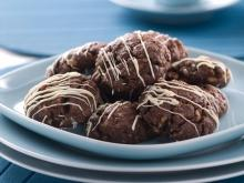 Chocolate Cookies with Lard