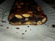 Cake with Dried Fruits and Nuts