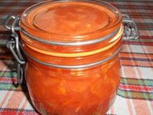 Quinces, Mandarins and Cinnamon Jam