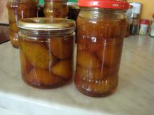Jam from Ripe Figs