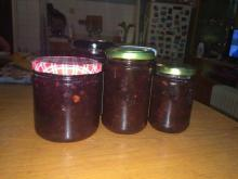 Oven-Baked Prune and Walnut Jam