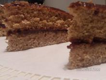 Gingerbread Cake without Honey