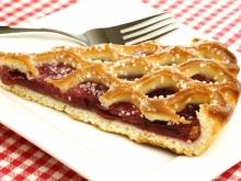 Linzer Butter Pie