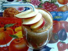 Apple, Cinnamon and Honey Smoothie