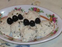 Snow White Salad with Cottage Cheese