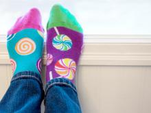 Divination with Socks Reveals What you can Expect in Love
