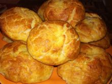Baking Soda Feta Cheese Buns