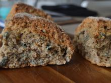 Soda Bread with Pumpkin and Sunflower Seeds