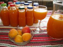 Natural Apricot Juice
