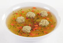 Meatball Soup for Men