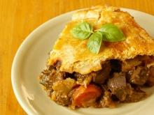 Delicious Chicken Pie