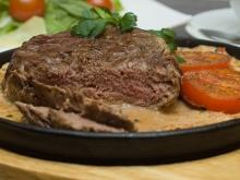Beef Fillet with Whiskey Sauce