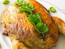 Stuffed Roast Chicken