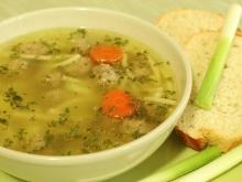 Soup with Minced Meat