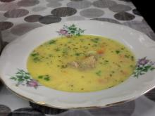 Pork Soup with Thickening Agent