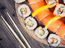 How to Make Sushi from Fresh Fish