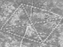 NASA Photographs 8000-Year-Old Swastika