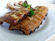 Pork Ribs in the Oven