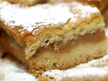 Swedish Cake with Filling