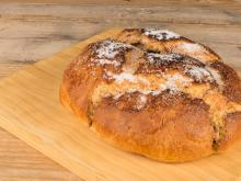 Irish Bread with Raisins