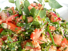 The Perfect Tabbouleh