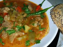 Spicy Veal Stew