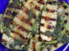 Grilled Zucchini for Summer