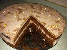 Cake with Cocoa Layers