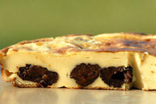 Pudding Cake with Prunes