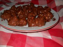 Truffles with Condensed Milk and Chickpeas