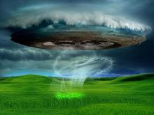 The Weird Tale of the Biologist who Saw a UFO in his Garden