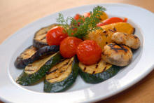 Marinated Grilled Vegetables