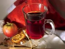 Mulled Wine with Vodka