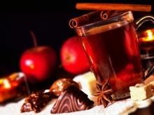 Mulled Wine with Rum