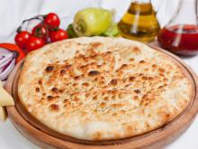Flatbread from Greek Cuisine