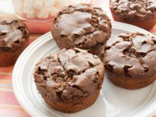 Vegan Muffins with Chocolate