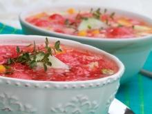 Watermelon Gazpacho