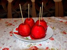 Sweet Candy Apples