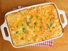Quick Potato Gratin