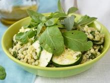 Couscous with Zucchini